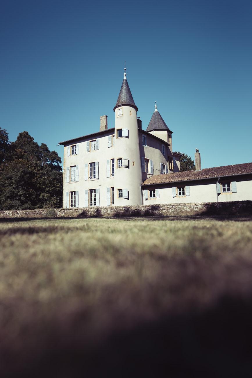 Château de la Terrière