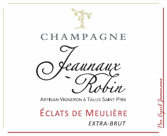 Jeaunaux-Robin Eclats de Meuliere Extra Brut Front Label.jpg