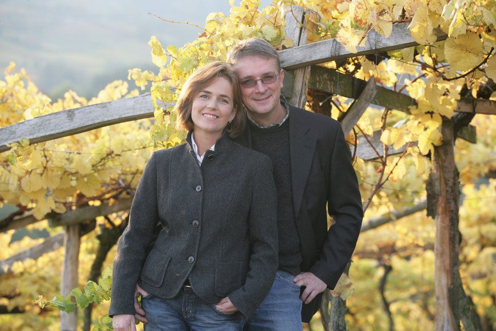 Birgit and Hansjörg Rebholz