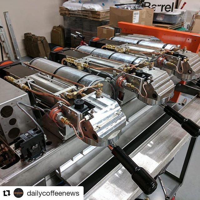 #Repost @dailycoffeenews (@get_repost) ・・・ Huge thank you Howard Bryman from Daily Coffee News for taking the time to learn about our technology and write an awesome article.  Definitely best article yet on our tech.  Duvall Espresso's Revolutionary FC-1 Machine Goes With the Flow. Noam on DCN. 📷 courtesy of @duvallespresso | #espresso #duvallespresso #espressomachine #espressomachines #coffeetech #dailycoffeenews #specialtycoffee