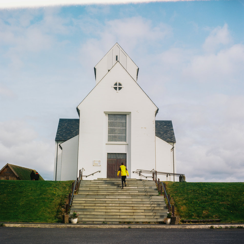 Unknown Church | Iceland