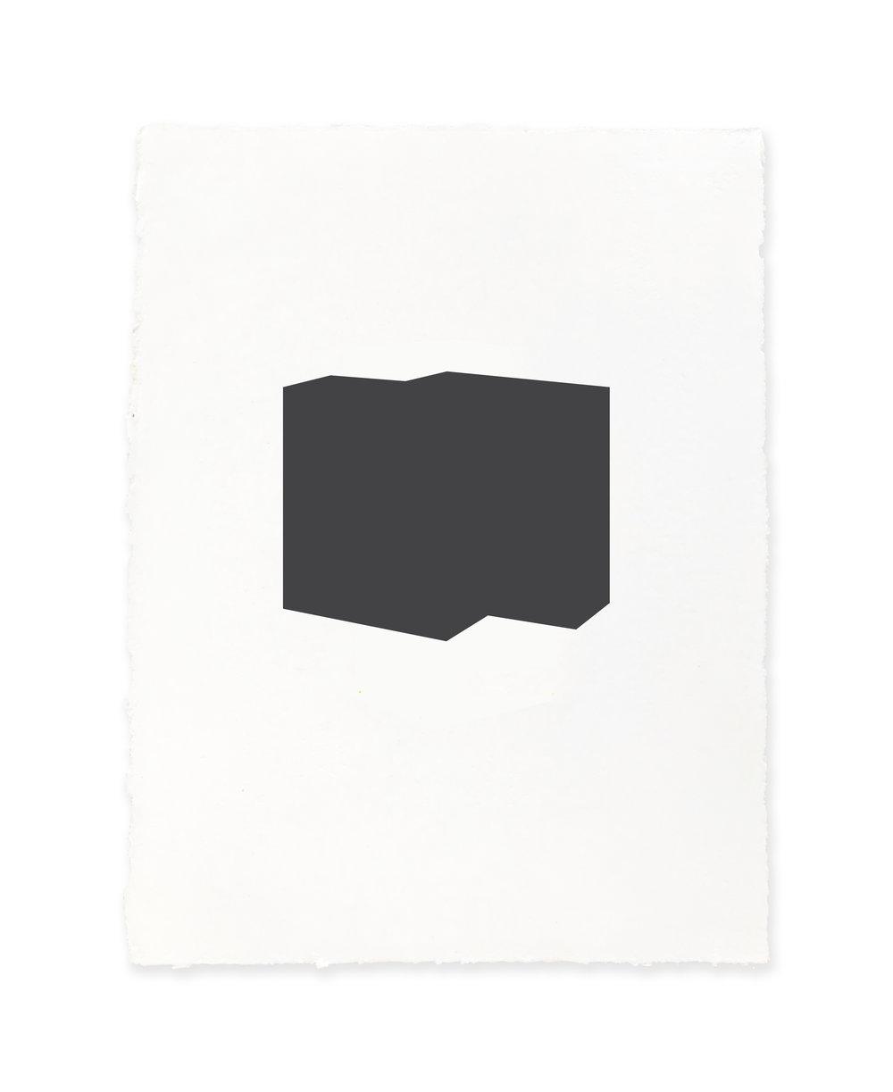 White w/black 3