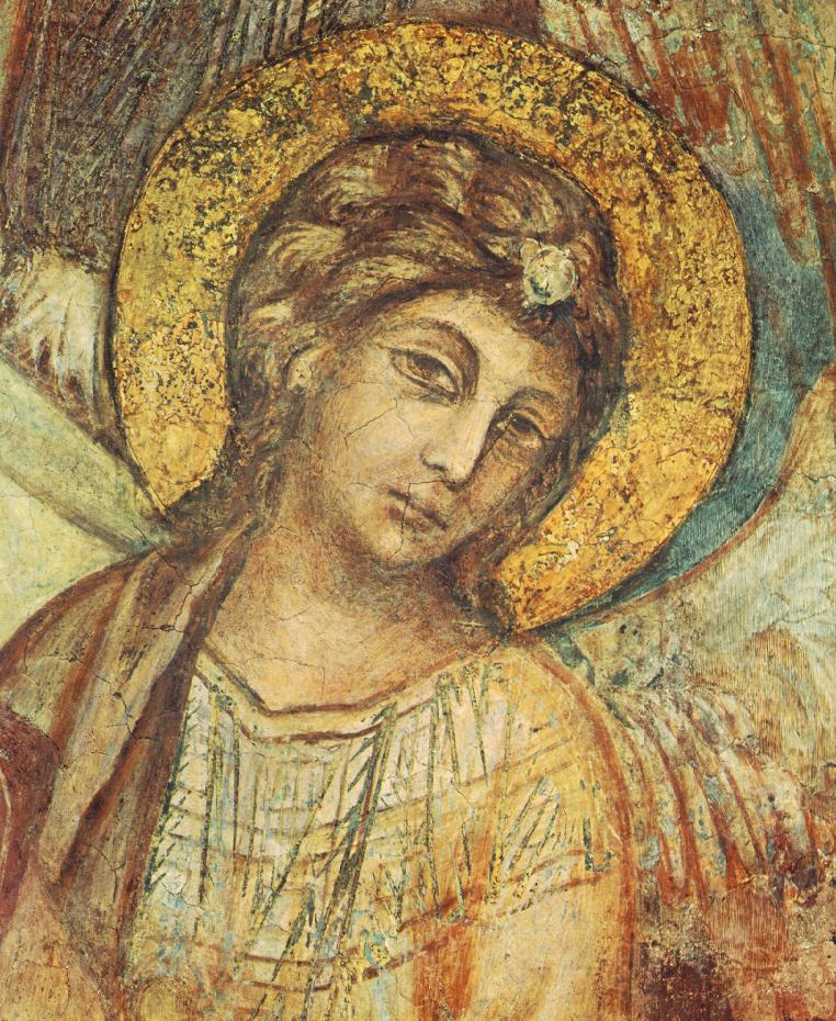 Cimabue_-_Madonna_Enthroned_with_the_Child,_St_Francis_and_four_Angels_(detail)_-_WGA04921 angel.jpg