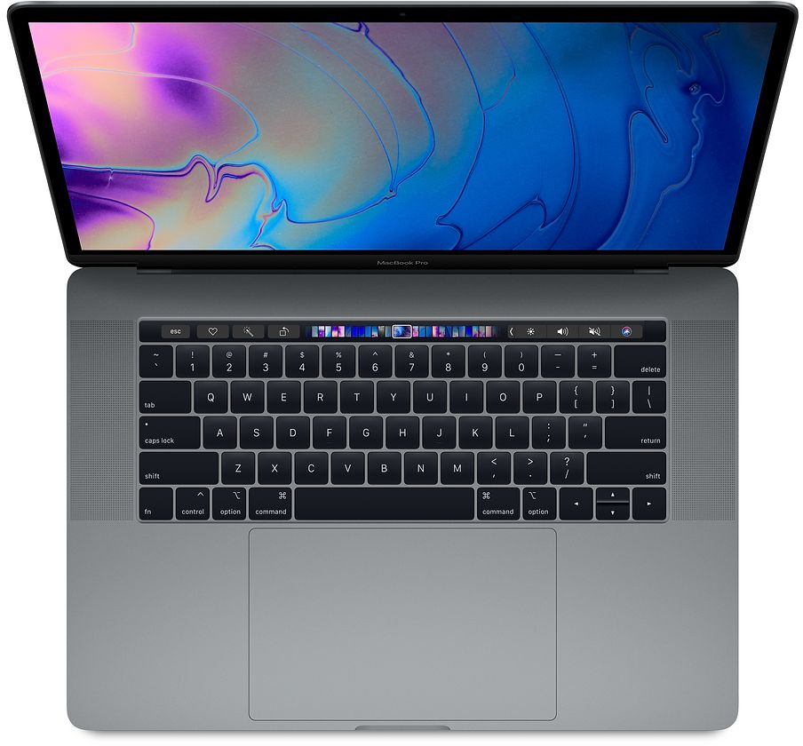 MacBook Pro (15-inch) with Touch Bar