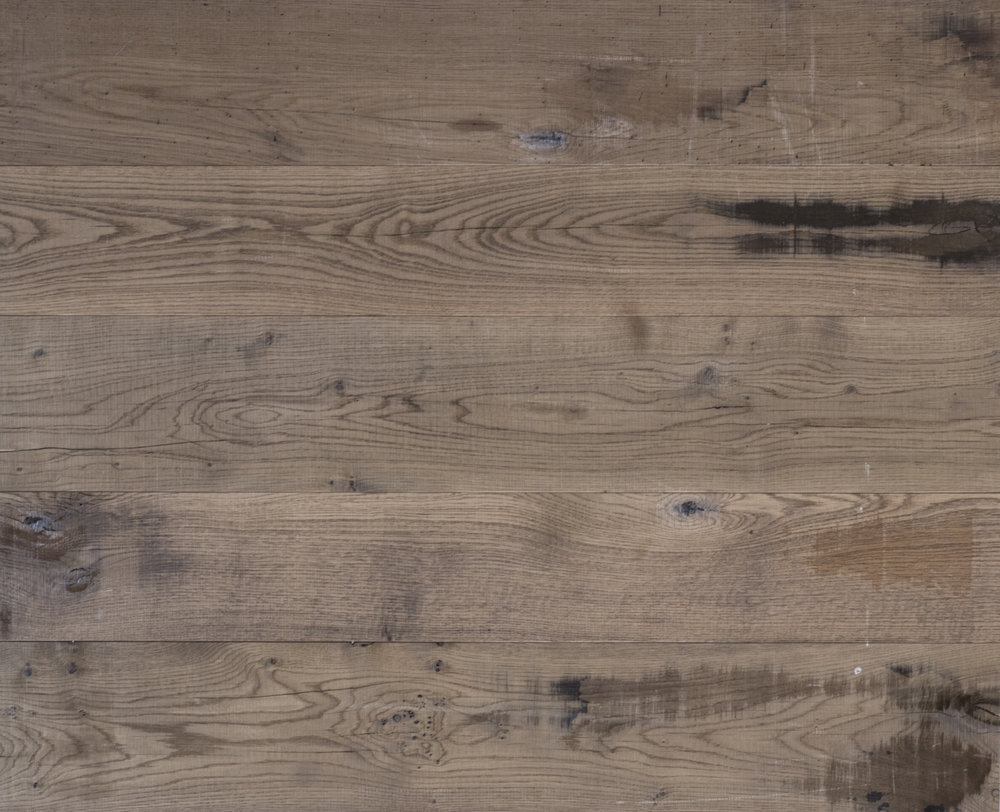 Oak Thermic Stained