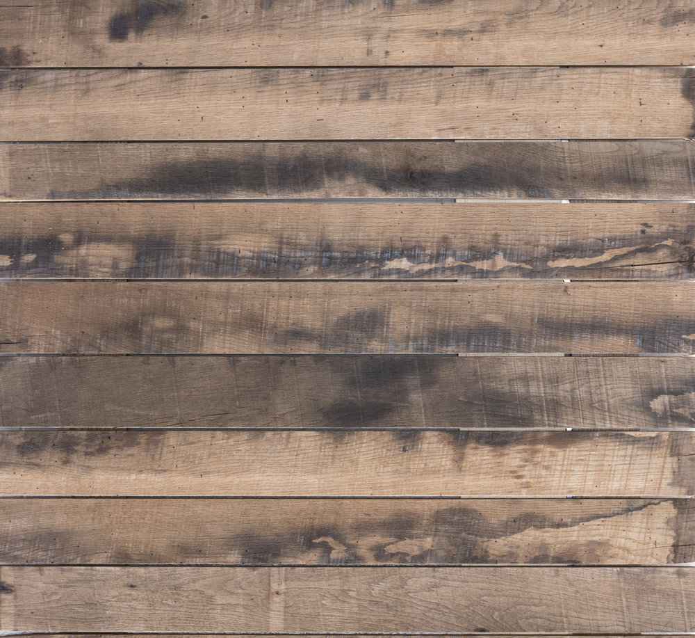 Oak Thermic Stained Outdoor