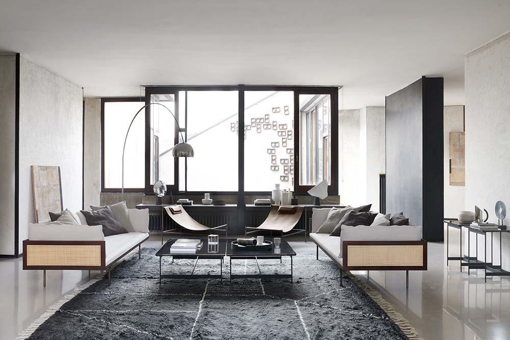 Loom Sofa Indoor
