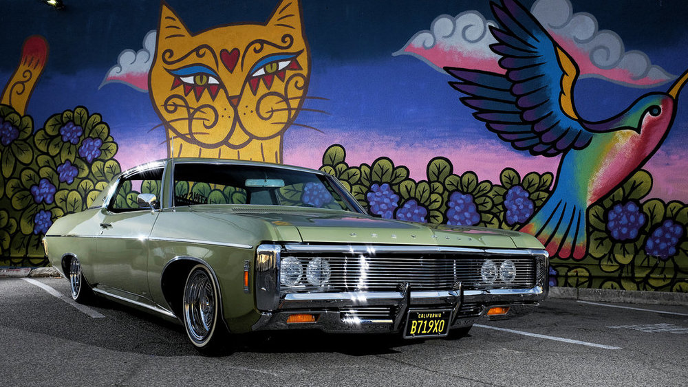 1969 Chevrolet Impala / Pimpala