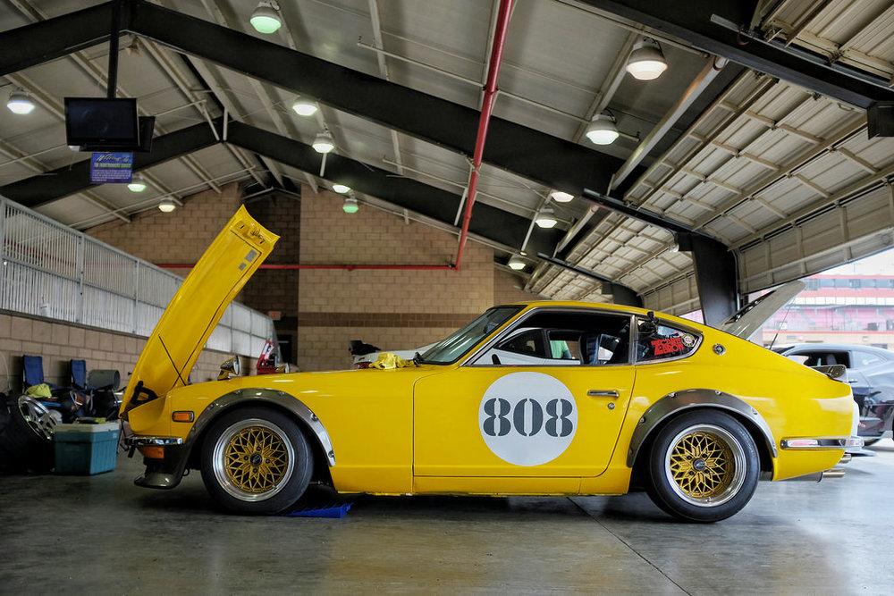 1974 240z Autoclub Speedway.