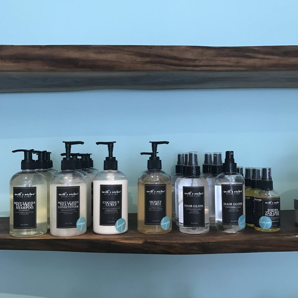 Earth's Nectar Skin & Hair Care
