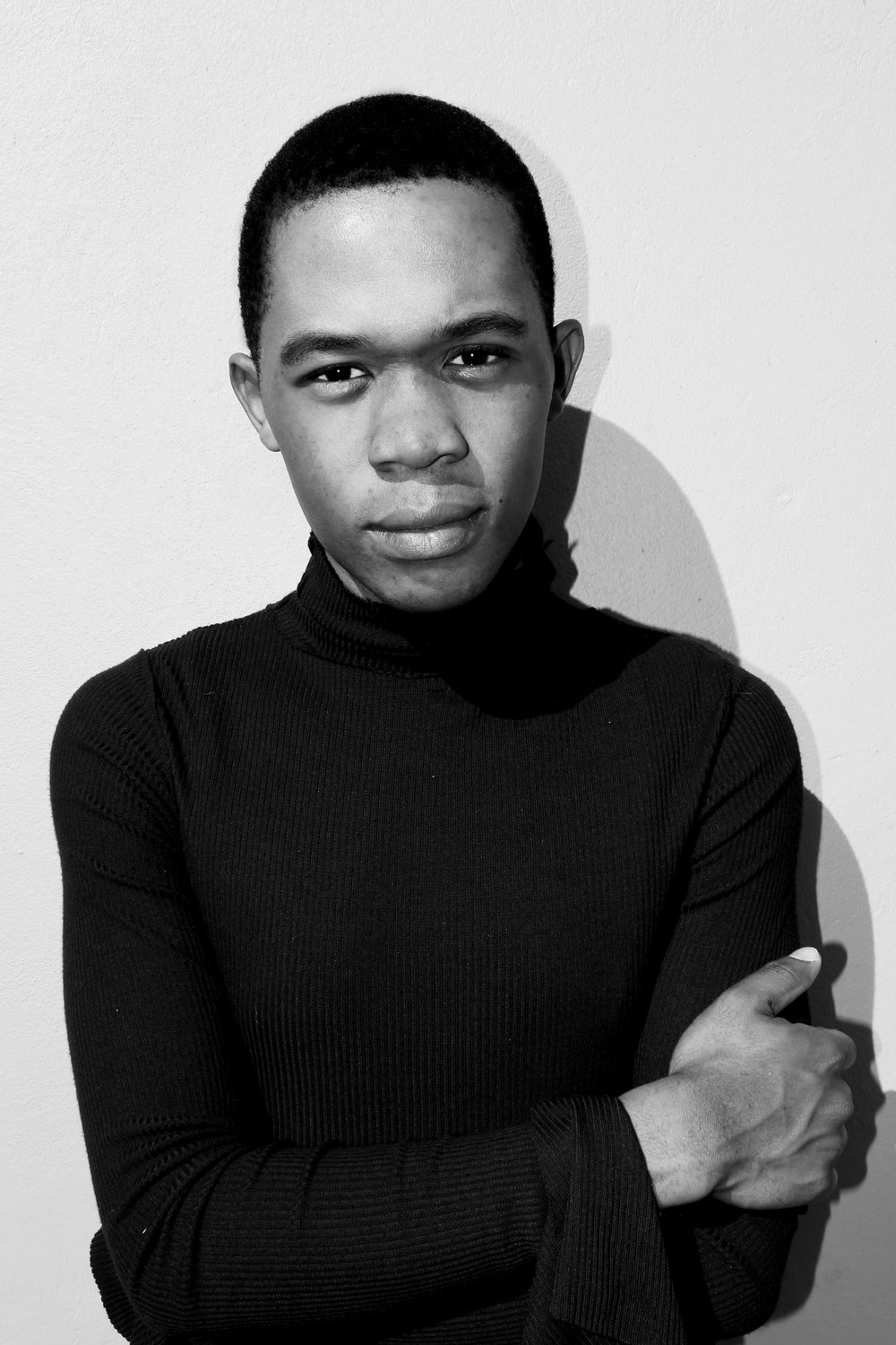 Thebe Magugu / Photo Courtesy of Thebe Magugu