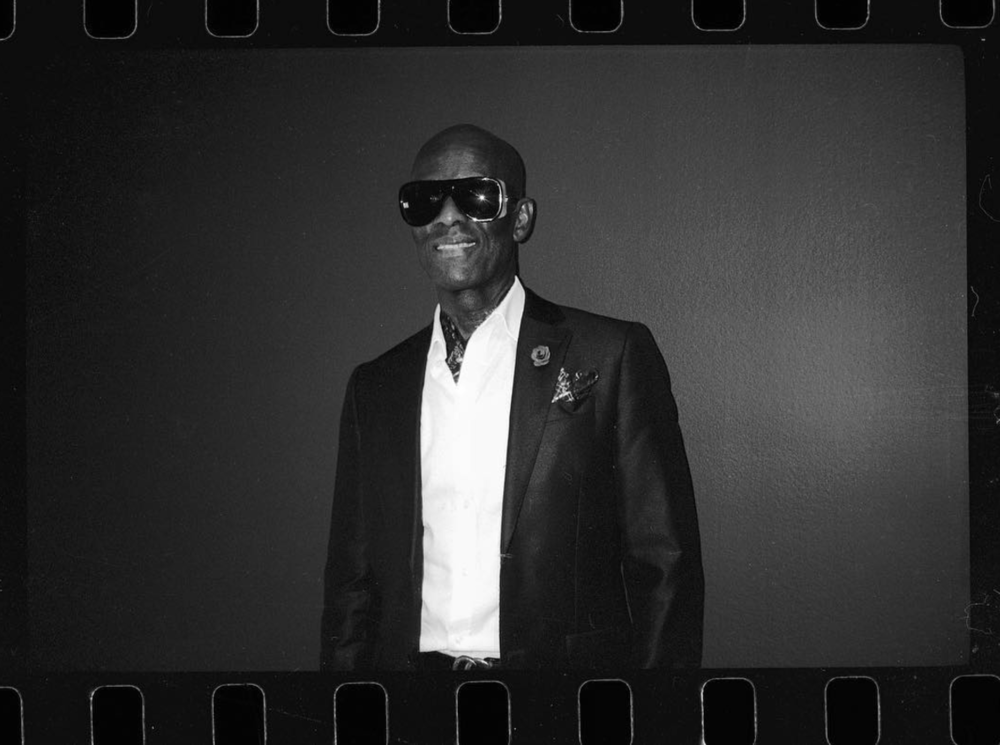 Dapper Dan. Shot on film by Freddie Lee Rankin II