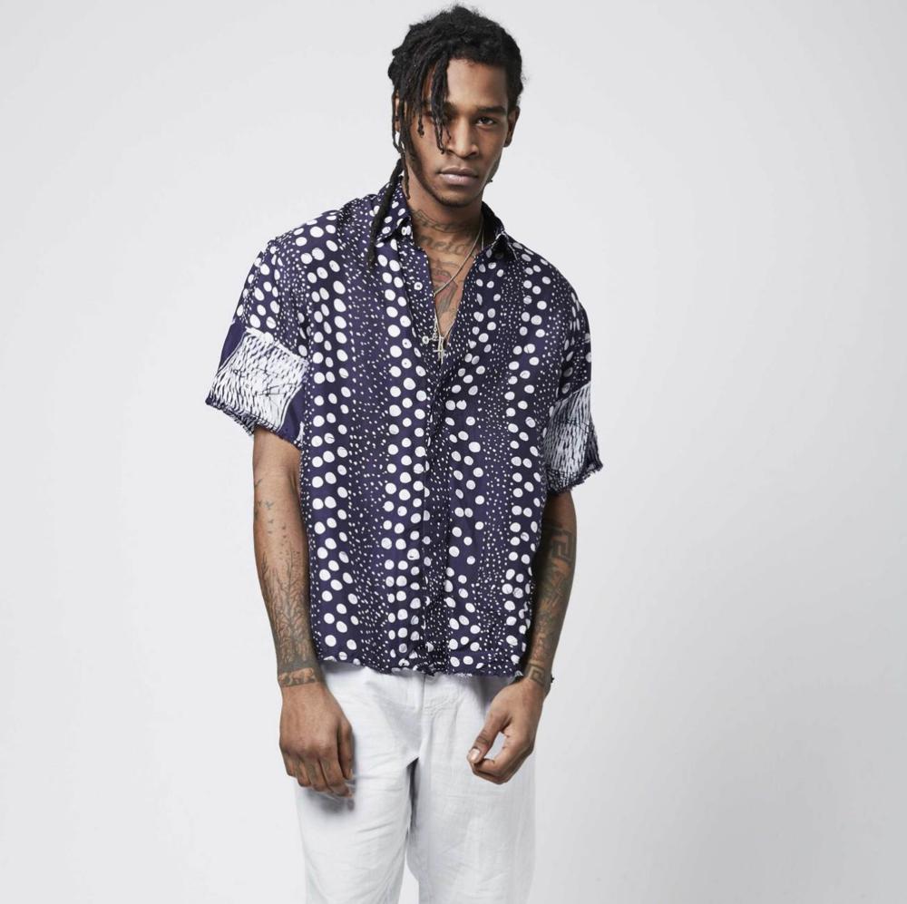 The Lagos Shirt