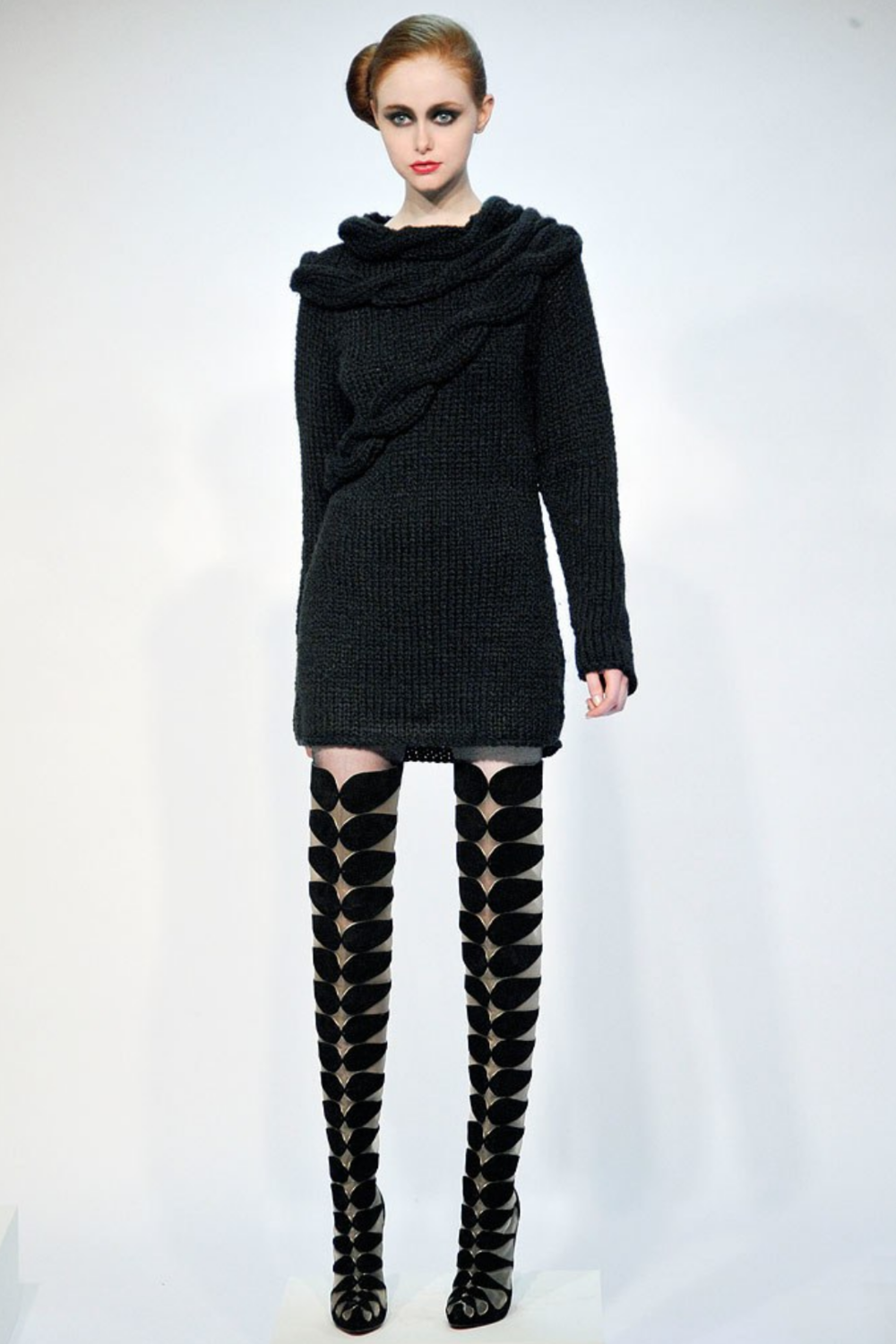 Stephen Burrows Fall 2010
