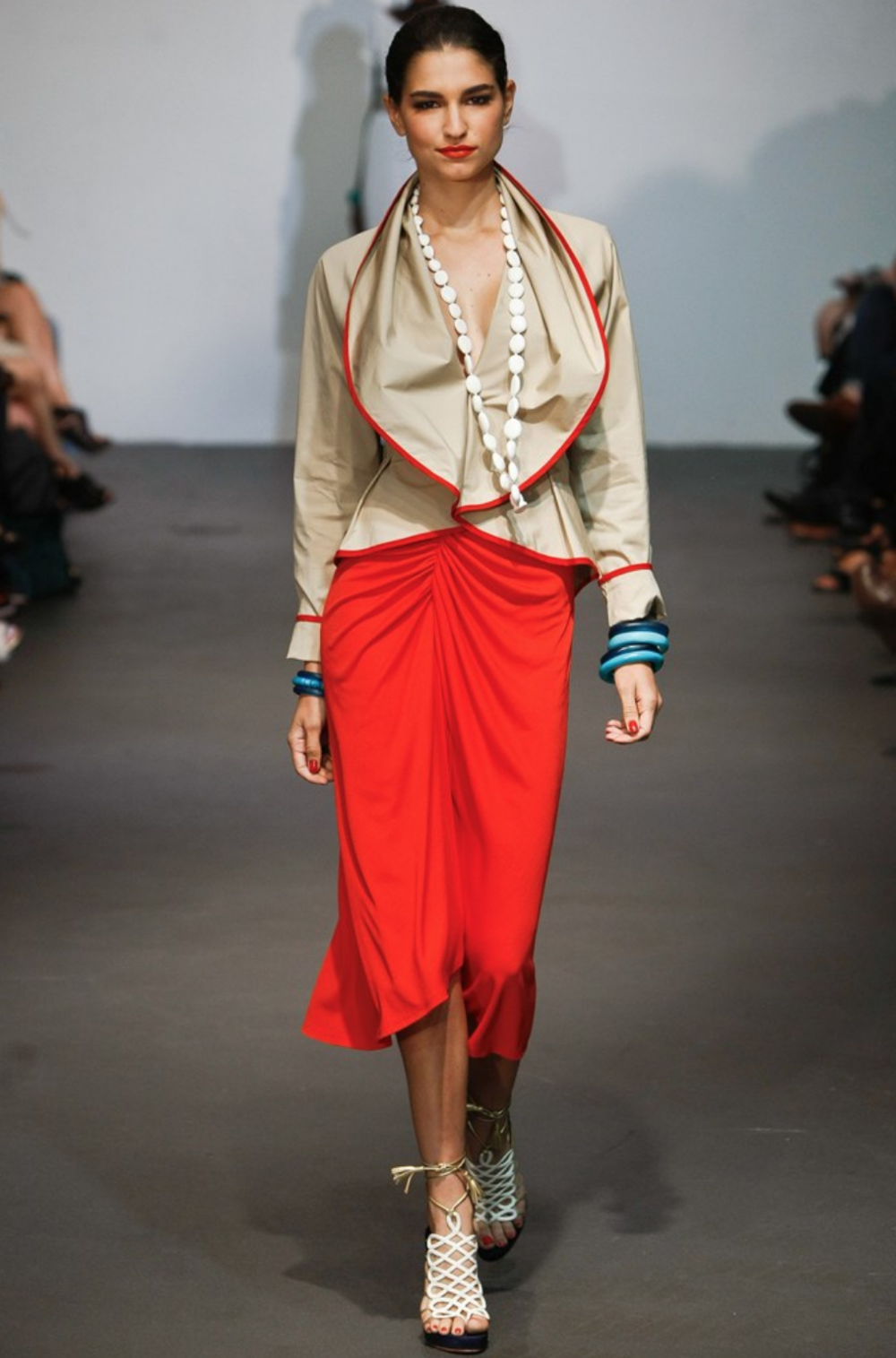 Stephen Burrows Spring 2012