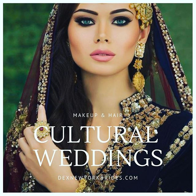 Big, bold smokey eyes are a custom for Asian #culturalweddings. As well, matched flawlessly well with subdued color on the lips. Turn to #dexnewyorkbrides for #weddingmakeupandhair. You'll not regret the choice, after seeing yourself look magical in pictures on your #weddingday #indianweddings #pakistaniweddings #indianbrides #pakistanibrides #nycweddingmakeupartists #weddingmakeupandhairnyc [link in bio]