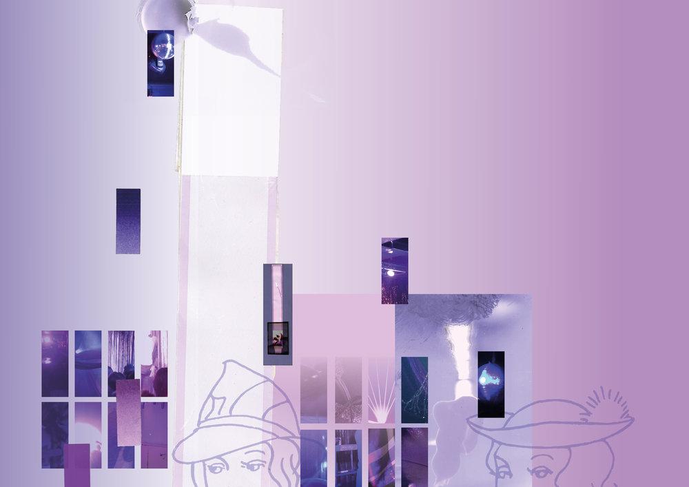 Lavender: tint card    - 2017