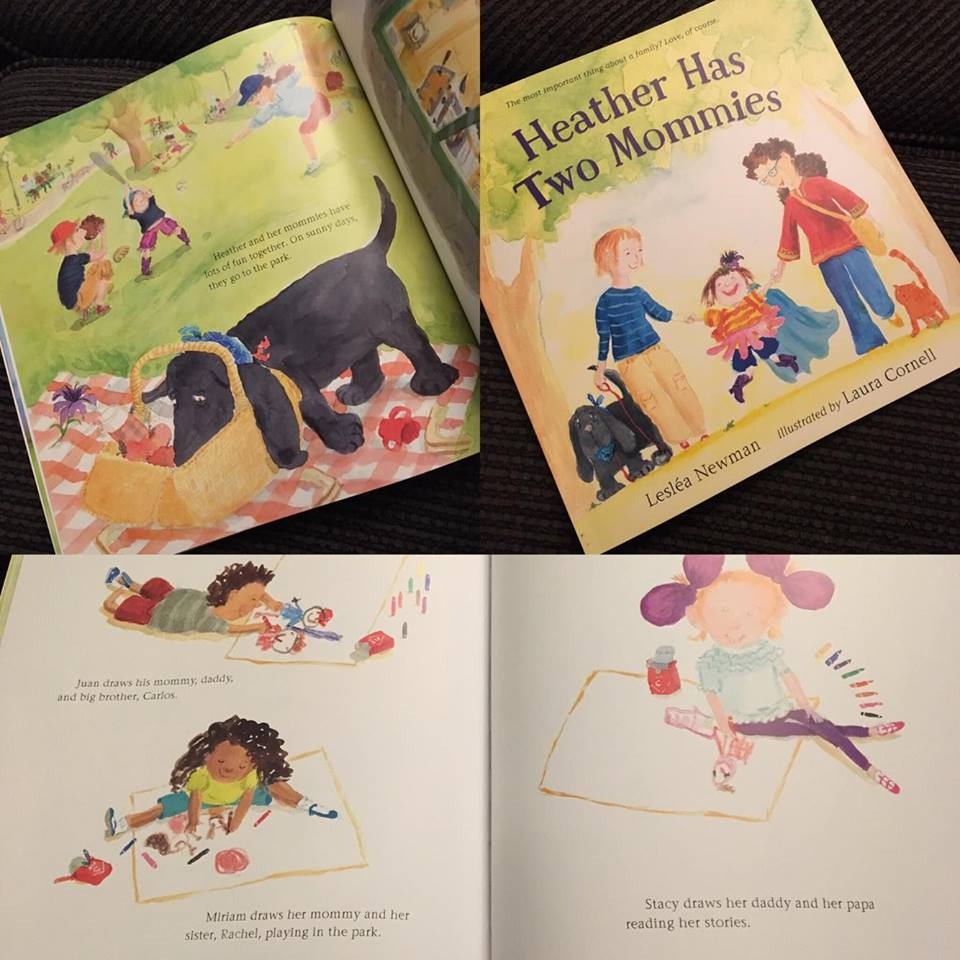 Books Featuring Lgbt Children And Families For Pride Month Diamond