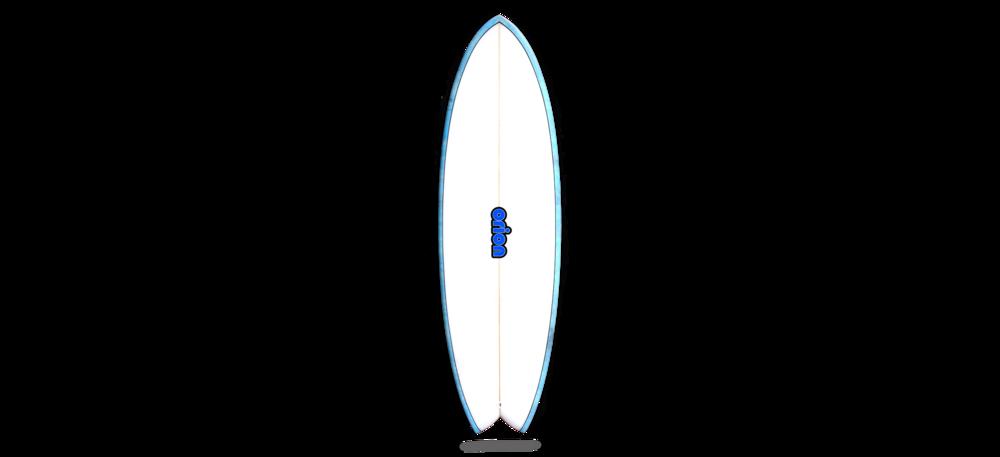 RS Retro Twin (Blue Rails)