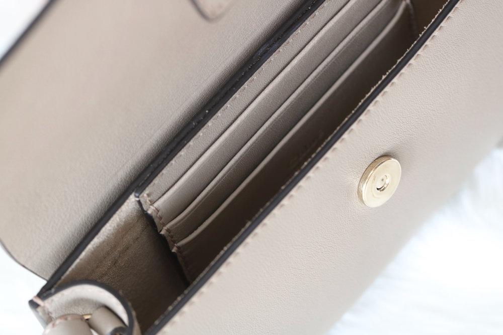 Inner side of Chloe bag