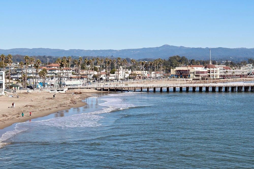 Santa Cruz Warf