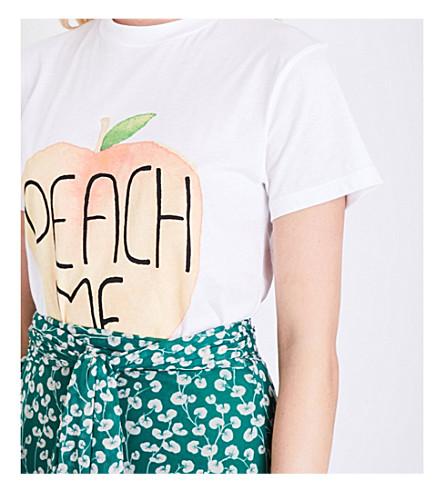Peach Me - Ganni