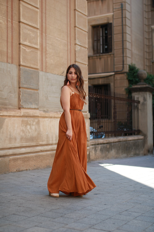 Maxi Dress Mango