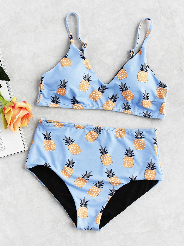 Pineapple Bikini