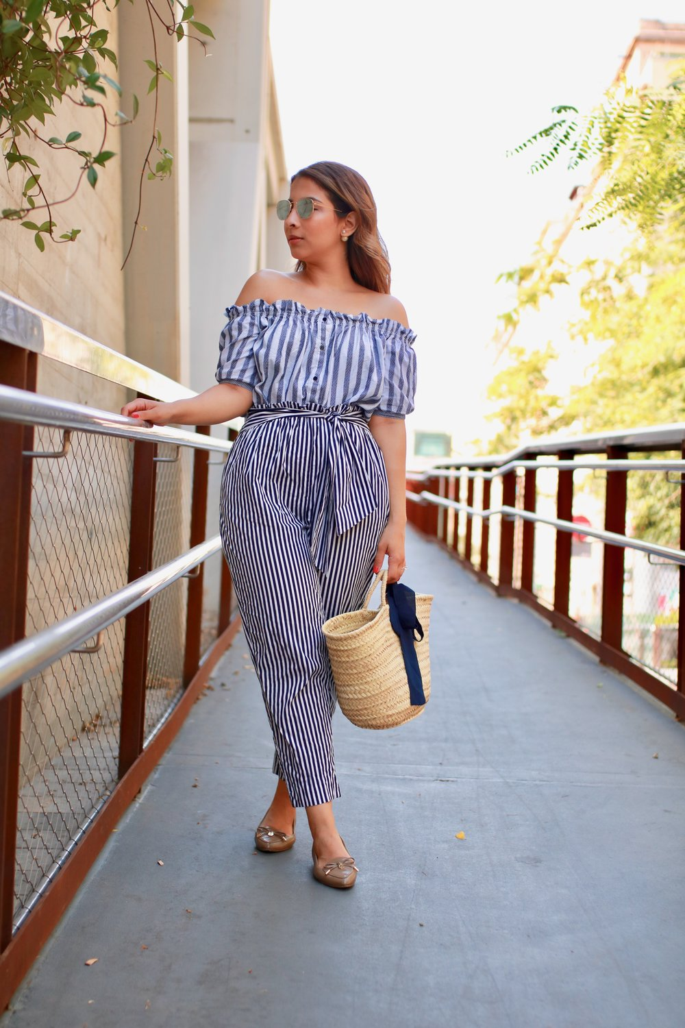 Mixing Stripes