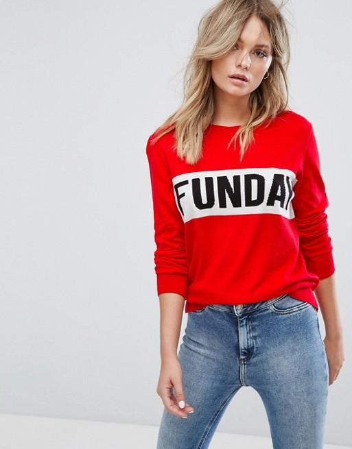 Funday Sweater
