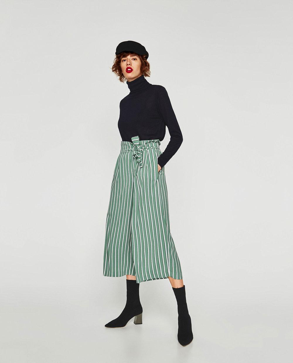 Green Culotte
