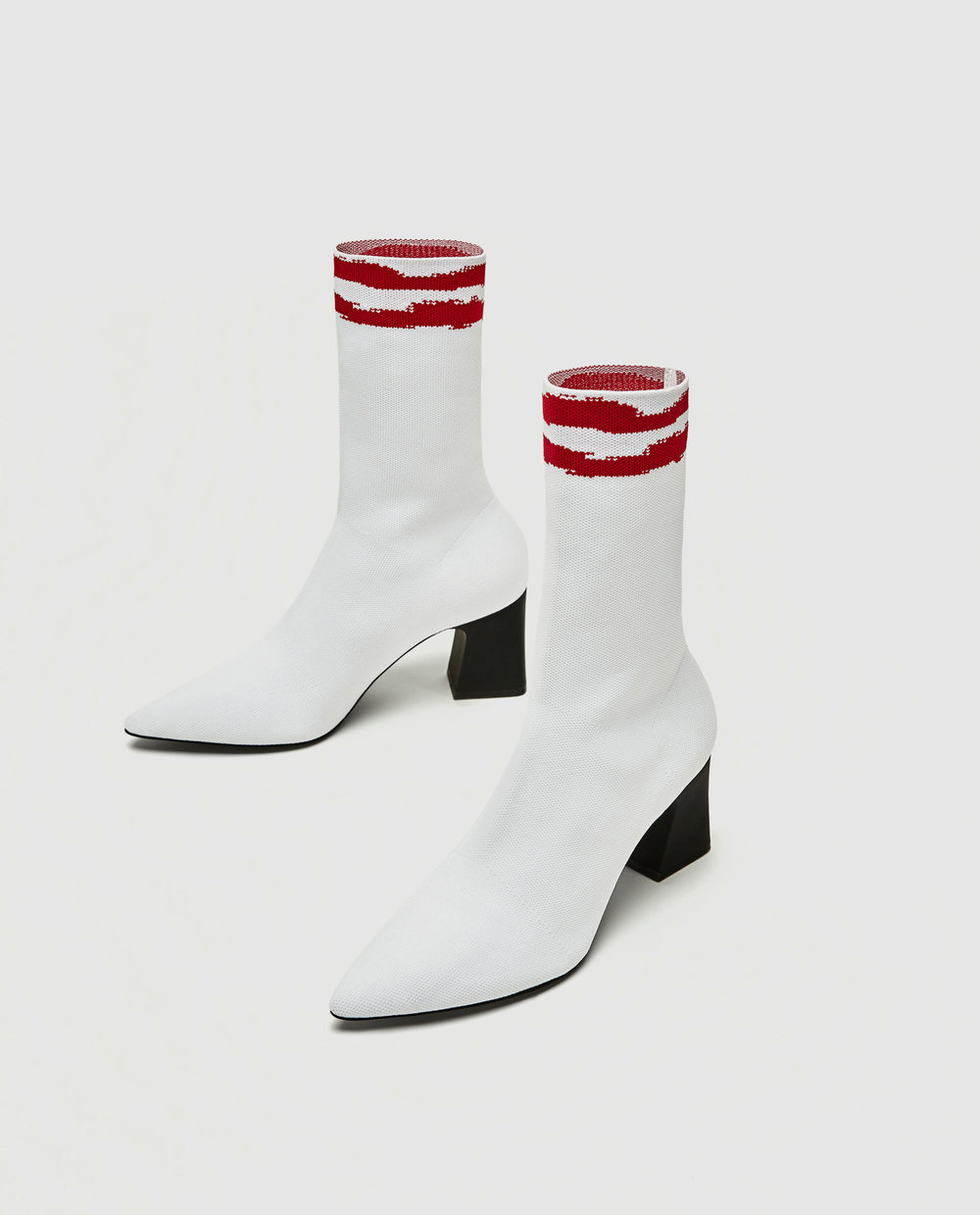Sock Ankle Boot