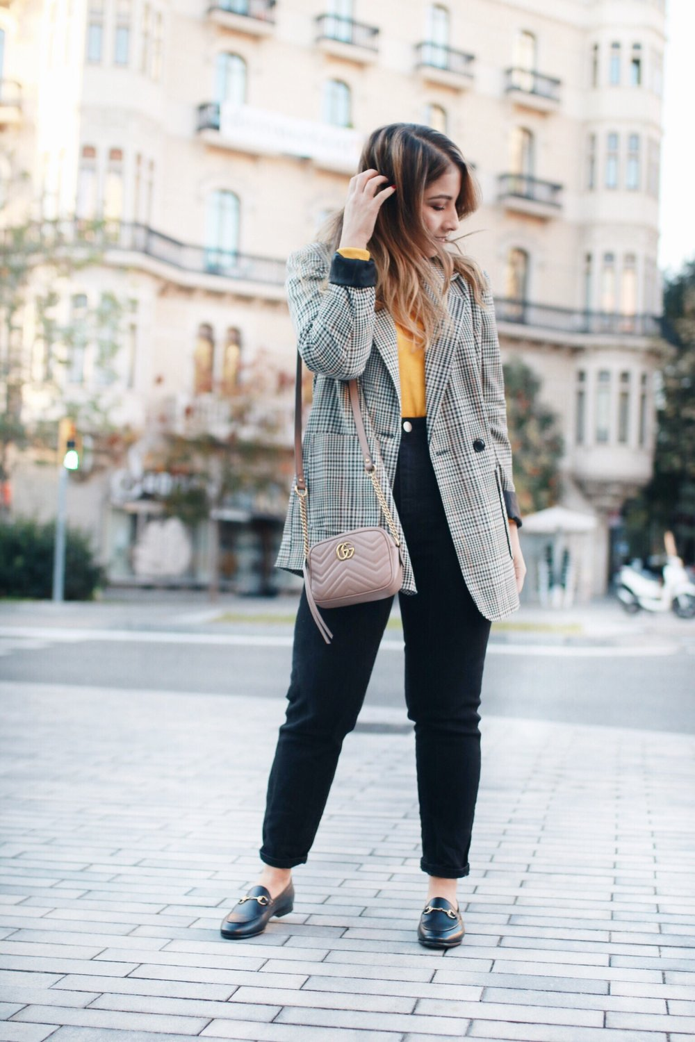 Yellow Sweater Zara