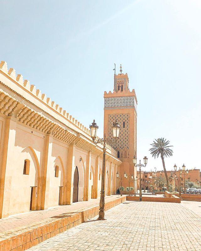 Hello, sunny Marrakech 👋🏼 #marrakech #soratravels #bdaygirl #morocco