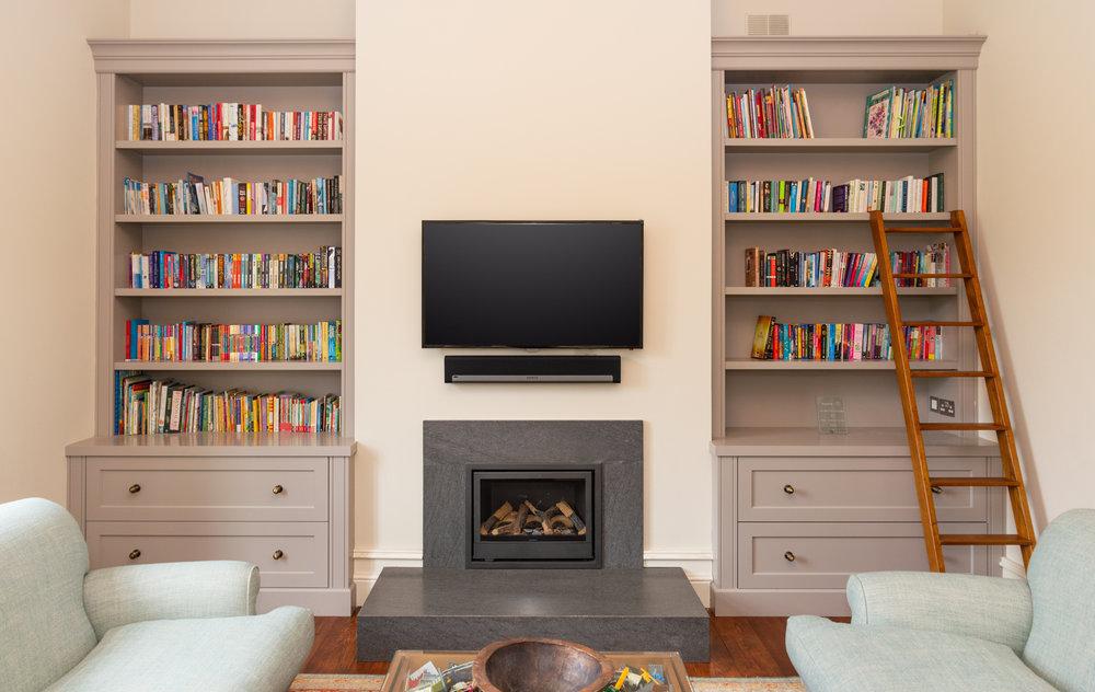 Client: Capatina Bespoke Furniture