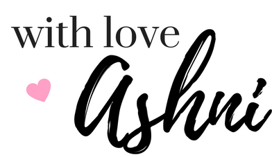 with love, ashni
