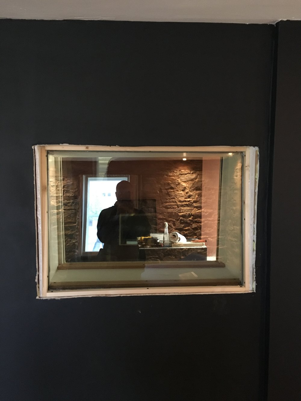 iso windows at stone house recording studio grand rapids michigan