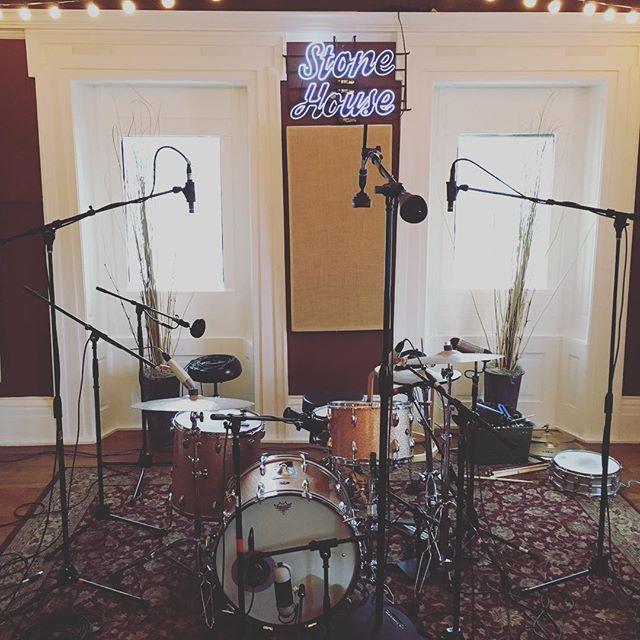 @satiemusic drum set up