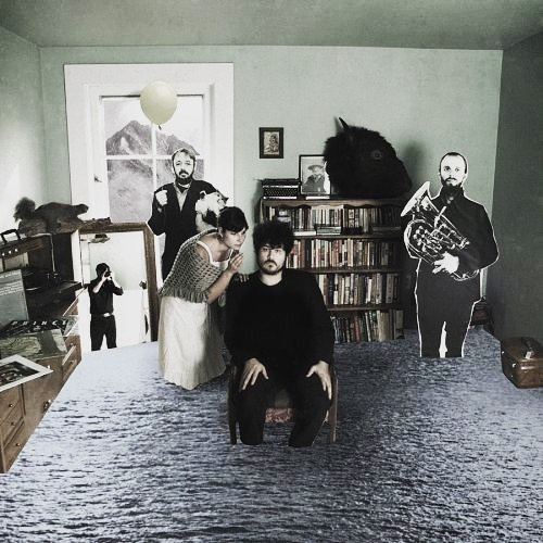 RIP Richard Swift. A brilliant producer, musician and artist.