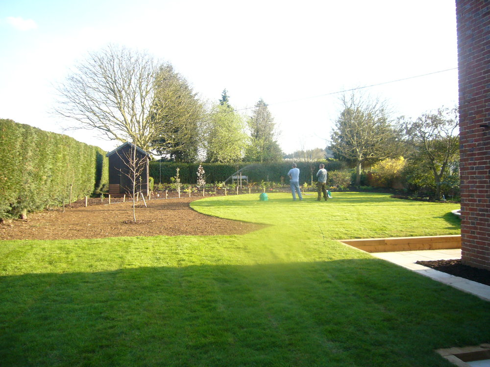 View of garden after planting.JPG