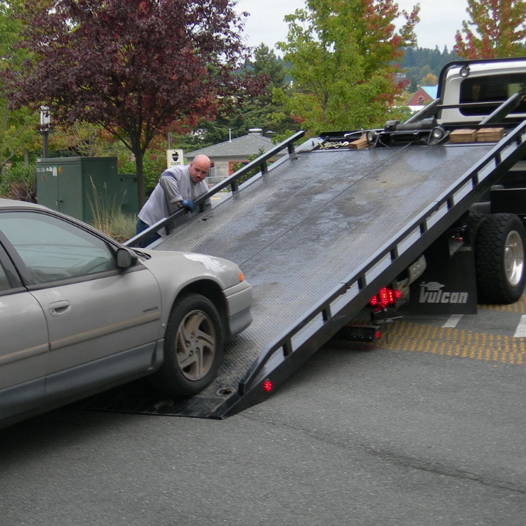Facing the Dreaded Tow — I Buy Junk Cars