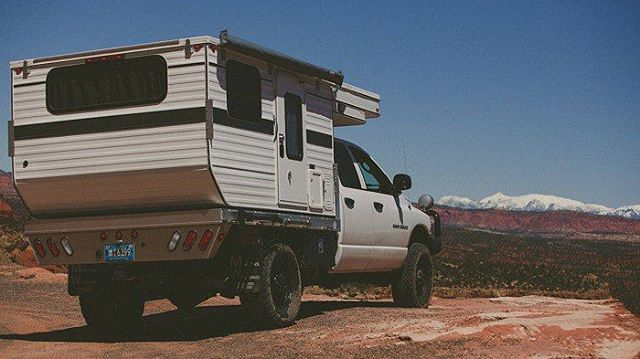 Our rig has been nominated for the 2016 Hooniverse Car of the Year. This mule has allowed us to do so much and go so many amazing places this year. We are grateful for it and for the kind words from everyone over at @therealhooniverse Check out the article. Link in bio. #bowmanodyssey #fourwheelcamper #dodge