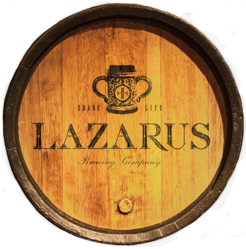 thanks to our official beer sponsor: Lazarus Brewing!