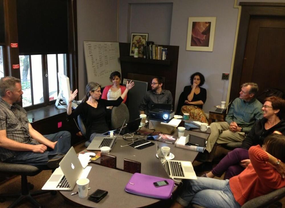 A Codifi Workshop at UC Berkeley