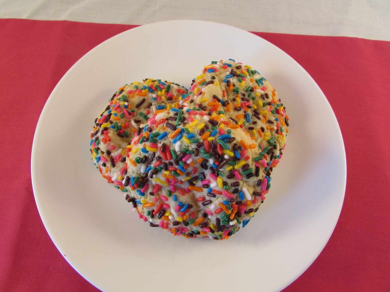 Birthday Cake Sugar Cookies Cookies For Delivery In Las Vegas