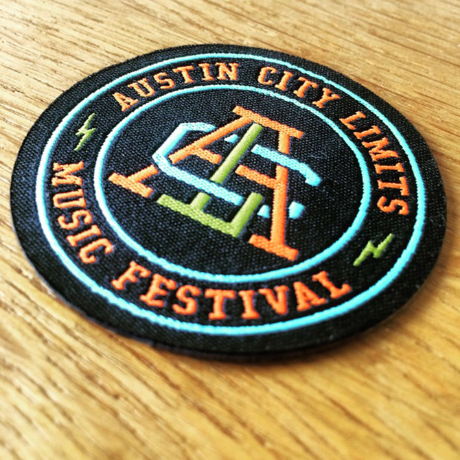 ACL Badge Patch