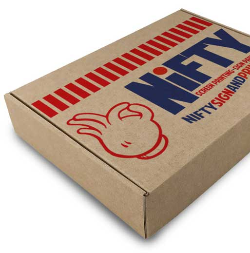 Nifty Fulfillment Program - Along with branding and packaging services, Nifty also offers a shipping and order fulfillment program to our favorite customers.