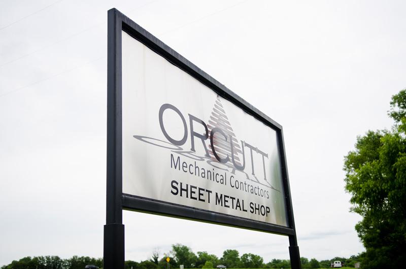 Orcutt Sheet Metal Shop