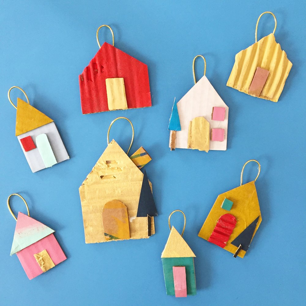 Cardboard House - 7
