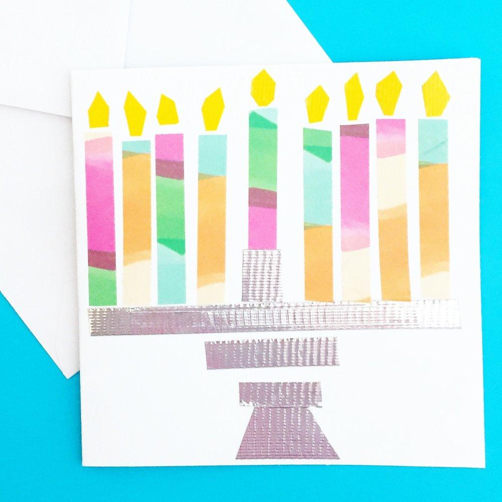 Washi Tape Cards 2